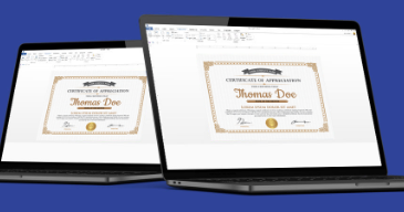 How to Design a School Certificate with Word